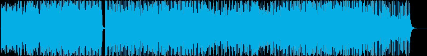 ダンスEDM-エモ-PV-アップテンポの再生済みの波形