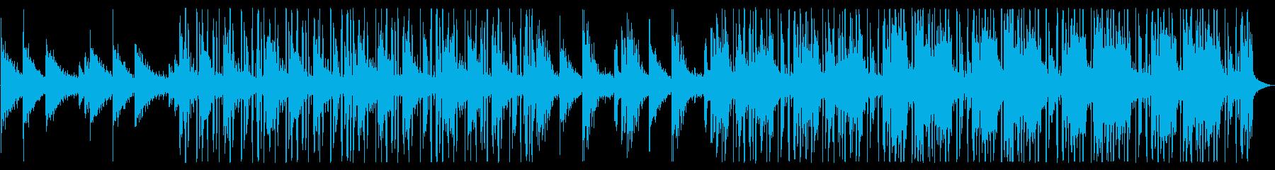 寂しげ/ヒップホップ_No472_1の再生済みの波形