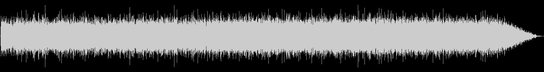 イメージ バブリングウォーター01の未再生の波形