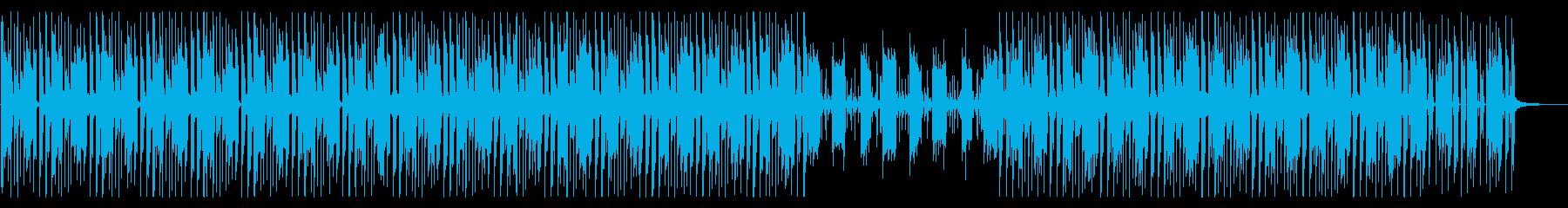 【ミニマル】ニュース・報道・ループの再生済みの波形