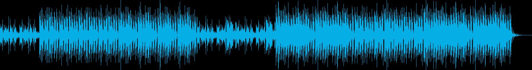 おしゃれ・クール・EDM・ハウス12の再生済みの波形