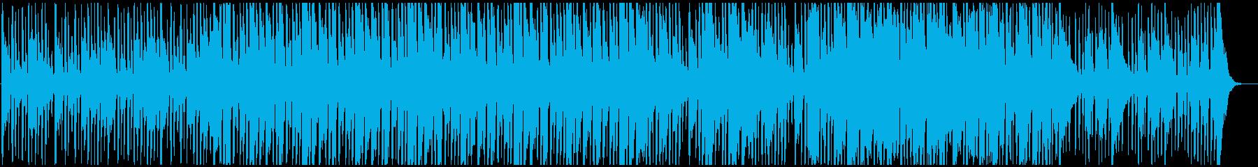 ファンク ドラマチック 電気ピアノ...の再生済みの波形
