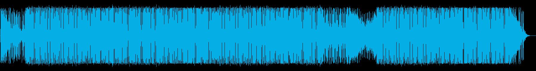 レゲトン/トロピカル/海/砂浜/夏の再生済みの波形