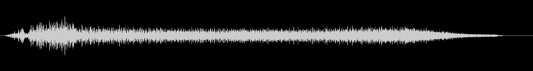FI UFO ウォブルロング01の未再生の波形