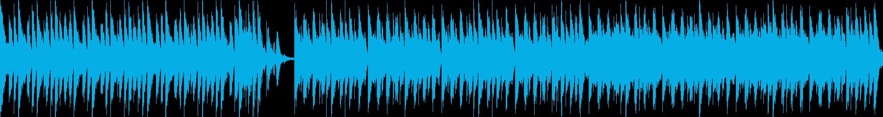 コミカルオーケストラ/ループ仕様の再生済みの波形