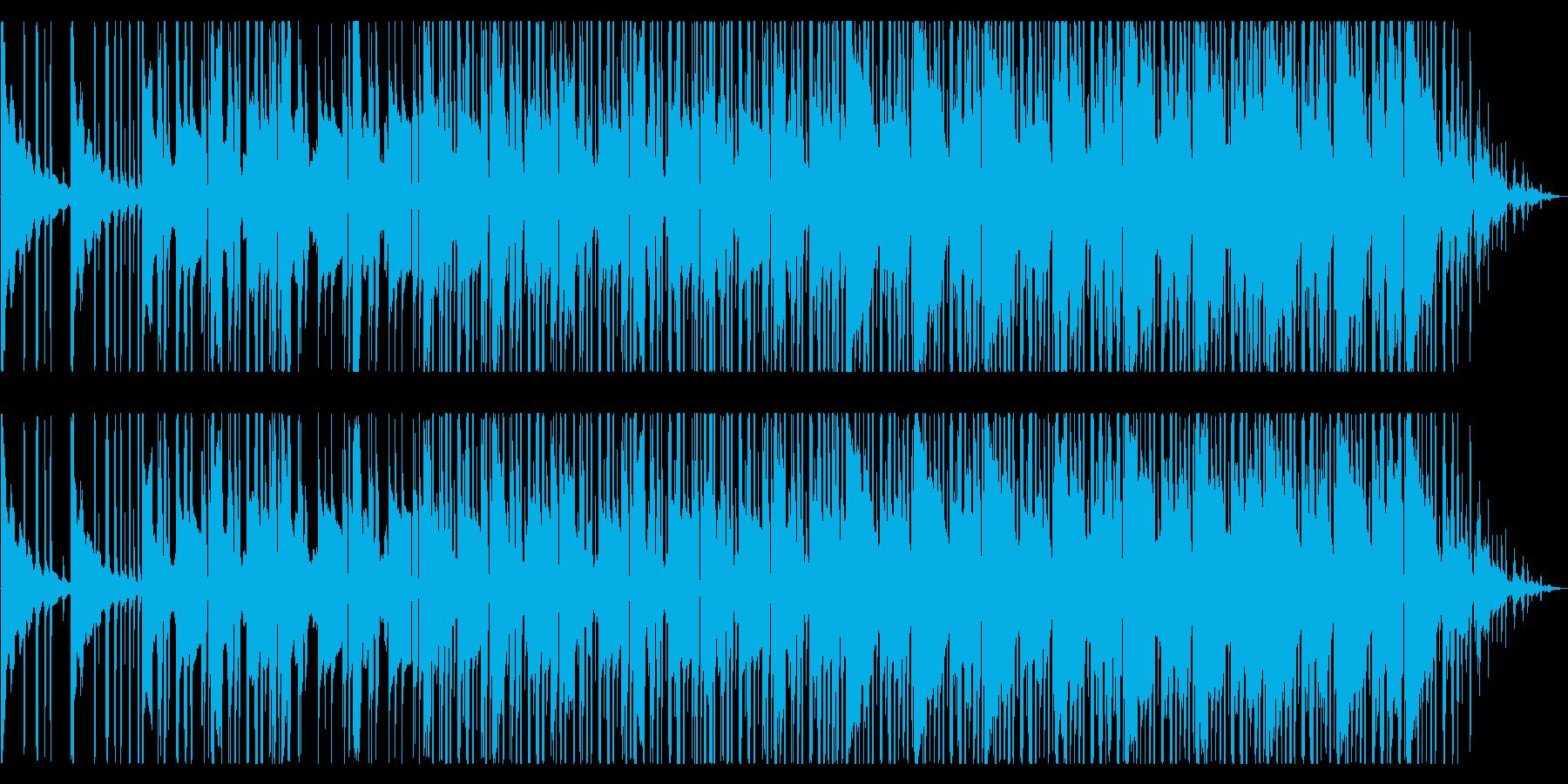 ムーディー/R&B_No395_3の再生済みの波形