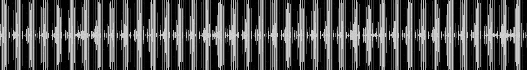 シンキングタイムのBGM 【ループ】の未再生の波形