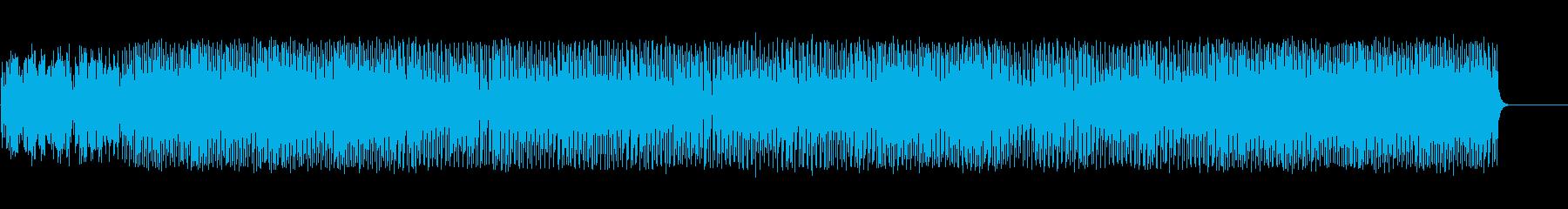 キャッチーな現代のラテン語の歌の...の再生済みの波形