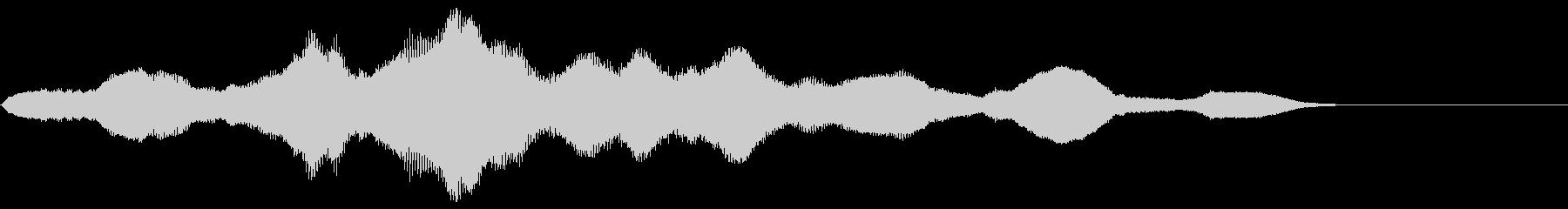 エイリアンコード4サステインアセン...の未再生の波形