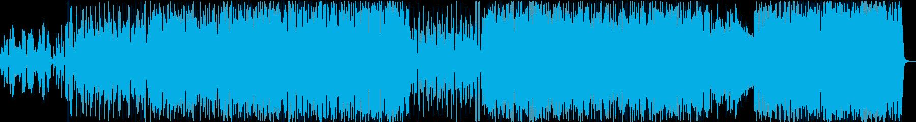 ONEMANの再生済みの波形