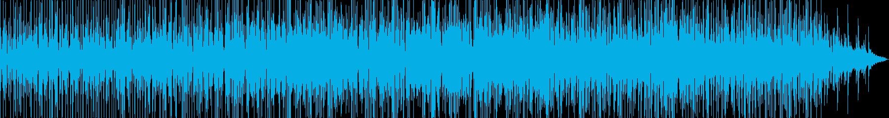 Rhodesによるジャズファンクの再生済みの波形