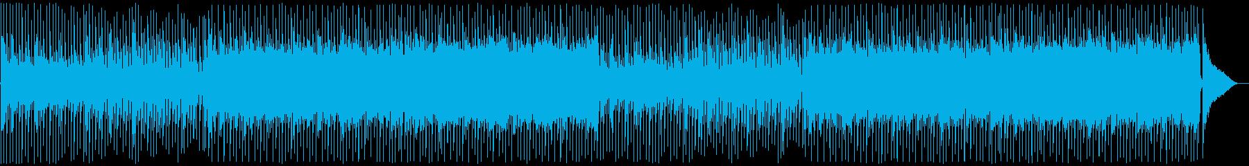 温もり、感動、希望。穏やかな優しい音楽。の再生済みの波形