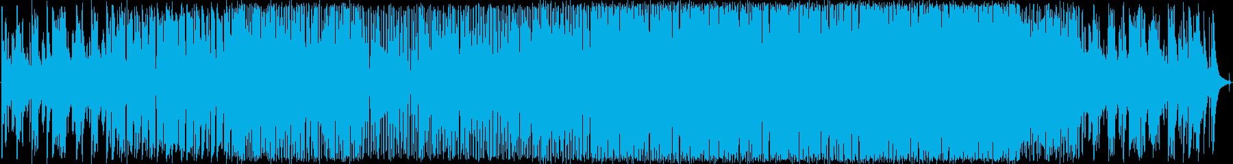 Latin 楽しげ クール 感情的...の再生済みの波形