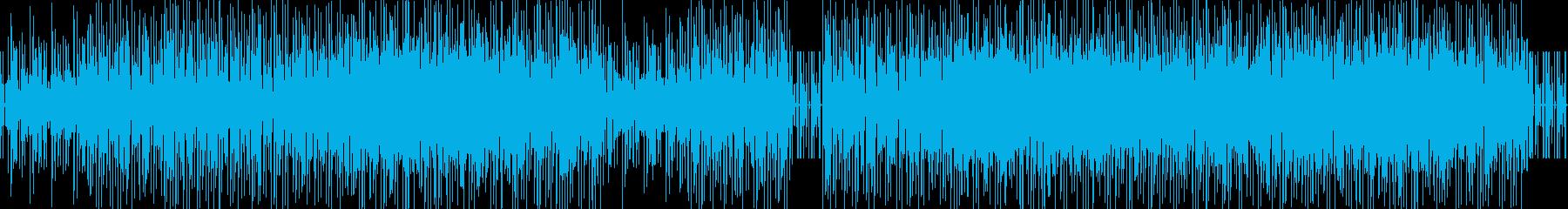 ポップ。歌。ピアノバー。の再生済みの波形