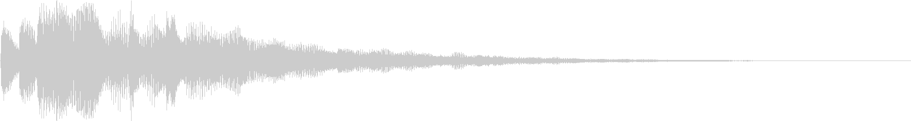 チャララーン(タイトル、トピックス)の未再生の波形