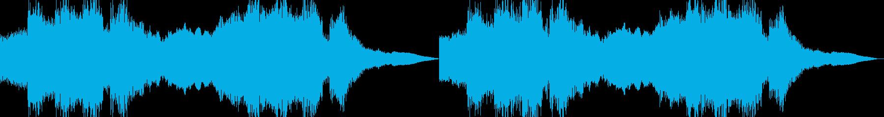 サイレン siren 警報 アラート14の再生済みの波形