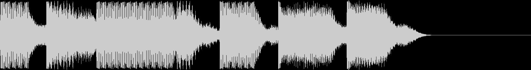 AI メカ/ロボ/マシン動作音 26の未再生の波形