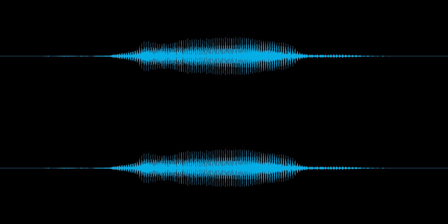 3/さん - 4~5歳 女の子 - 35の再生済みの波形
