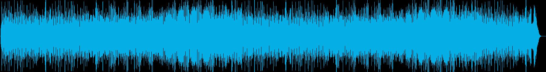 王宮感あるエレガントなハープシコードの再生済みの波形