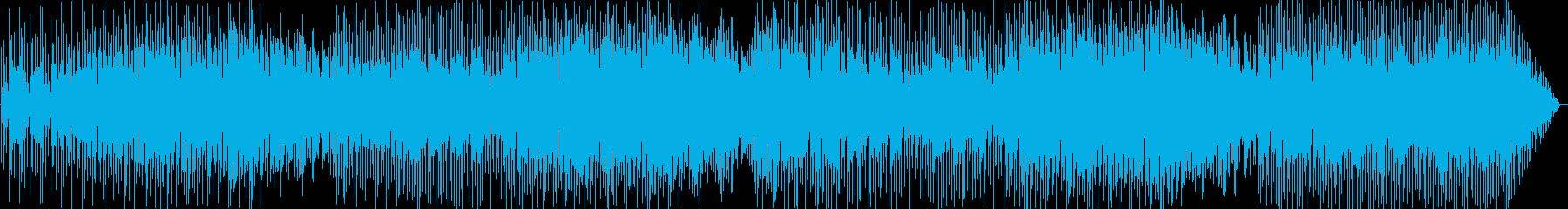 明るくハネてるBGM。の再生済みの波形
