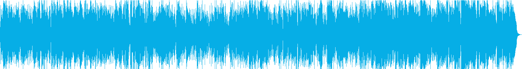 生演奏ボサノバ・フルート・店舗BGMなどの再生済みの波形