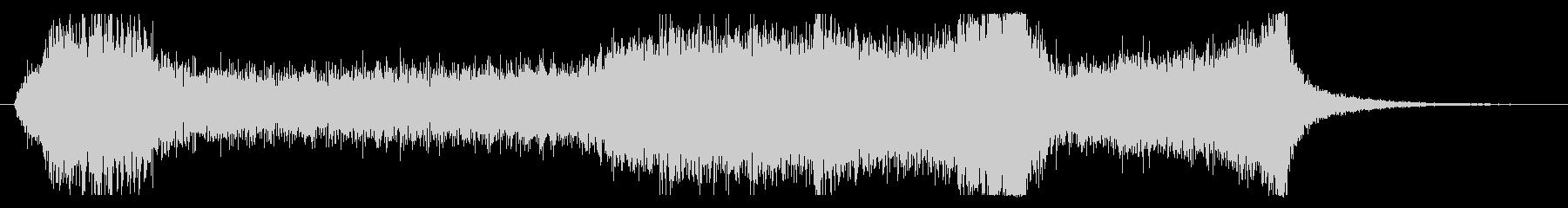 ダークドローン、ロー、ボイス、ハー...の未再生の波形