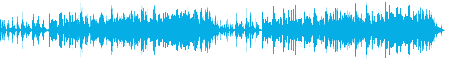 世界的な二胡奏者の生演奏 儚く寂しいの再生済みの波形