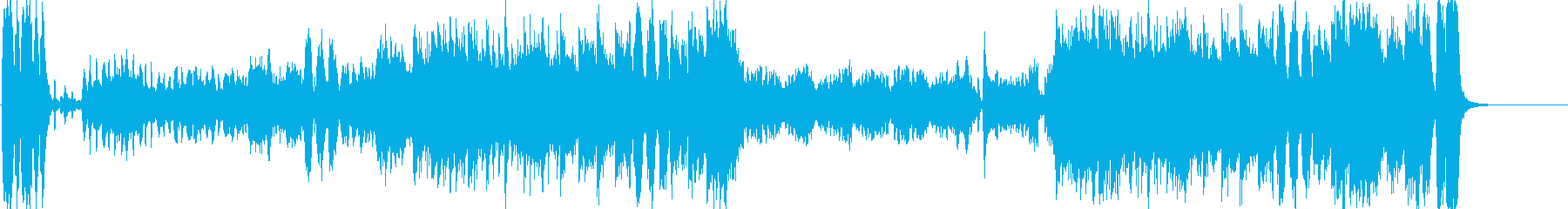 Elegant and Celebrity Orchestra Waltz's reproduced waveform
