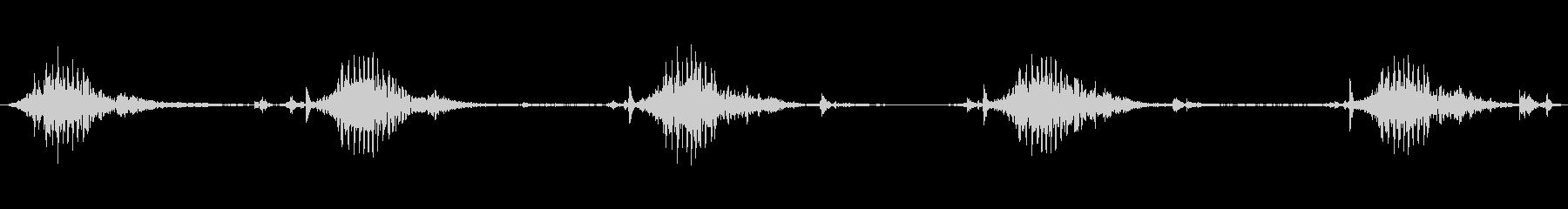 プルスタート:ハードスタートスノー...の未再生の波形