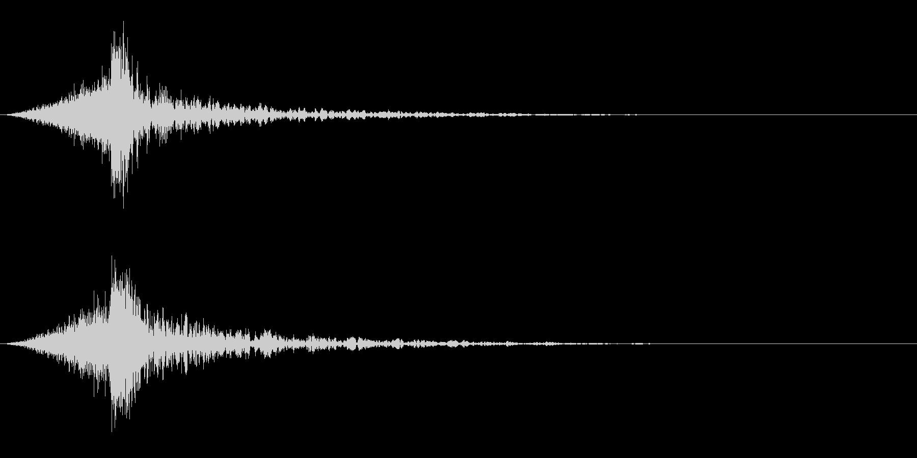 シュードーン-37-4(インパクト音)の未再生の波形
