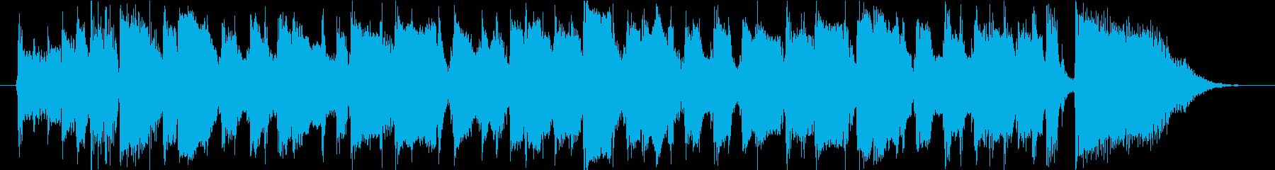 GS・昭和ロックなギターリフの再生済みの波形