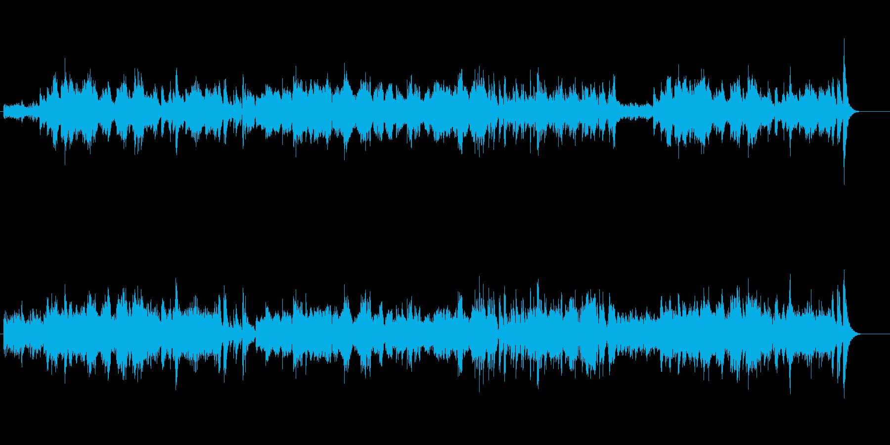 まやかしとまぼろしのワールドミュージックの再生済みの波形