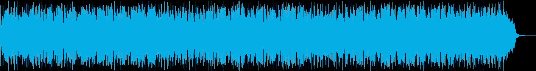 日常/爽やか/軽快/ほのぼの/BGMの再生済みの波形