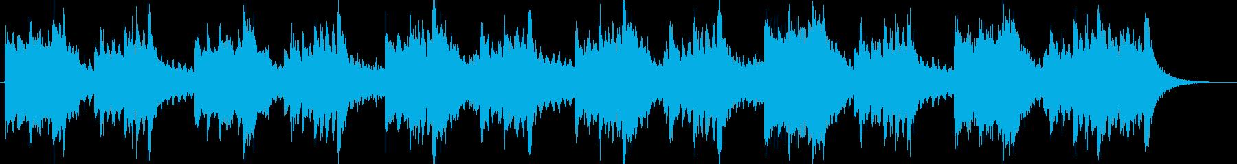 実験的な岩 バックシェイク 現代の...の再生済みの波形