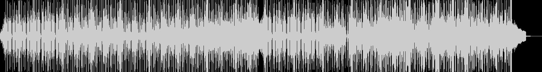 夏バテ(×ω×)無気力ポップ 裏拍子Aの未再生の波形