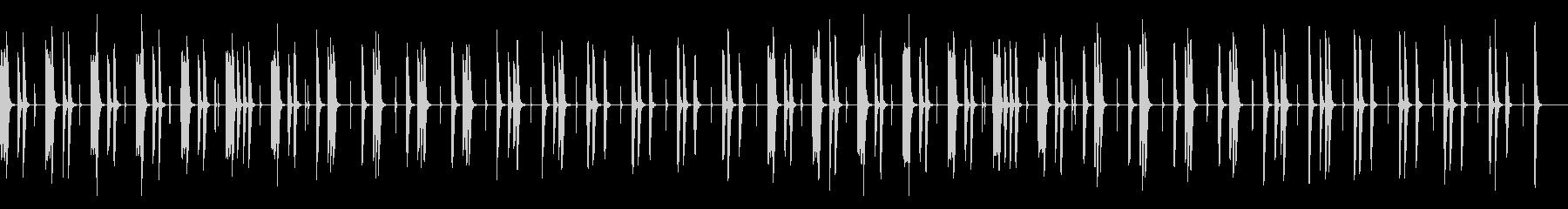 ほのぼの、日常、トーク、ゆるいの未再生の波形