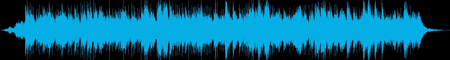 【和風ヒーリング】心が休まる映像企業向けの再生済みの波形