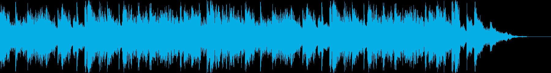 ジングル・ホラー・エレクトロ・疾走感・罠の再生済みの波形