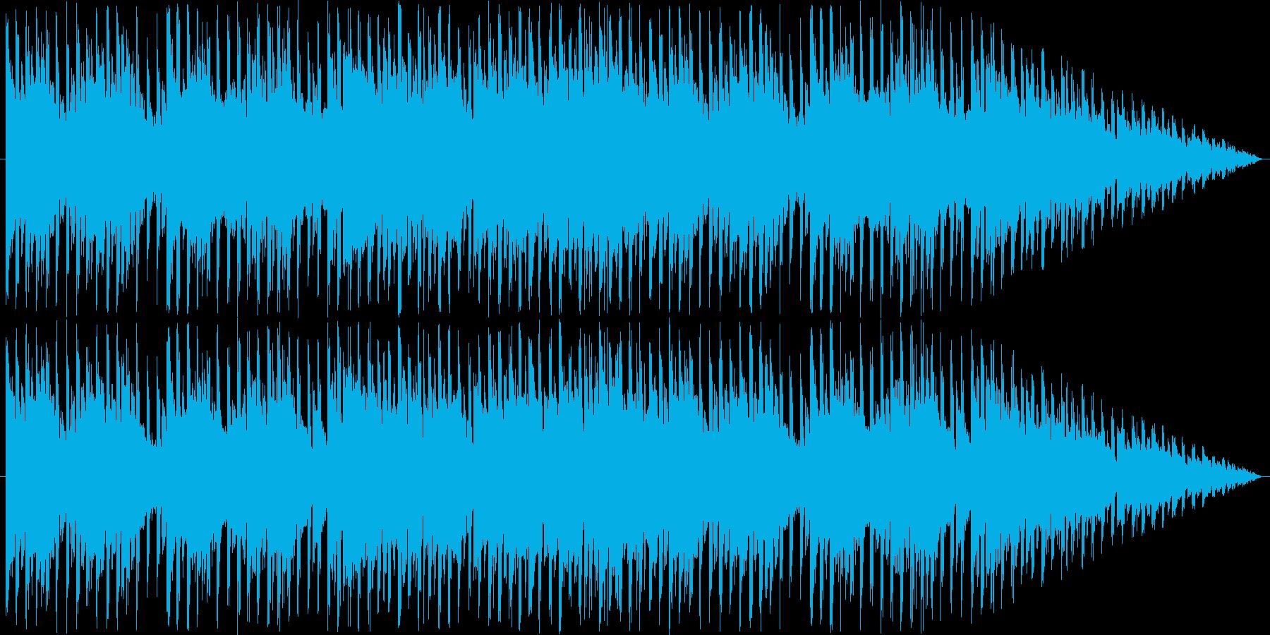 ポップ。コード。メロディーが軽くて...の再生済みの波形