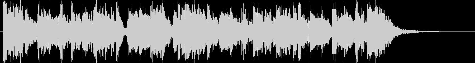 コーナータイトル_ファンキーチャイナの未再生の波形