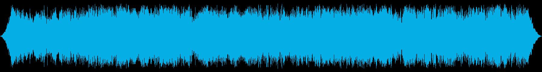 温泉:強い泡立ちとスプレーリリース...の再生済みの波形