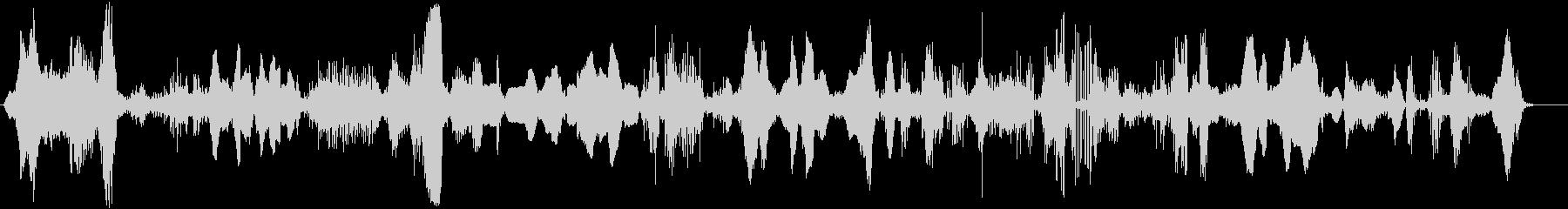 AGGRAVATED VOCALク...の未再生の波形