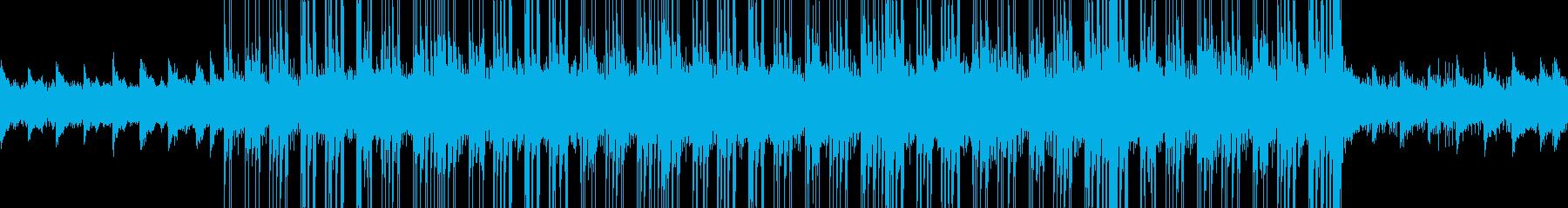 おしゃれで聞きやすいsmoothjazzの再生済みの波形