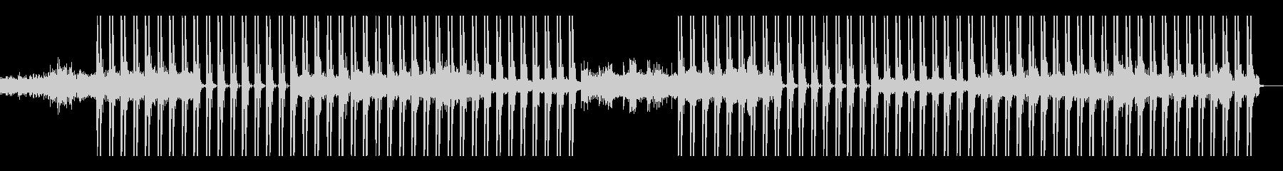 ディープ、ドープ、重い、低音、ハードの未再生の波形