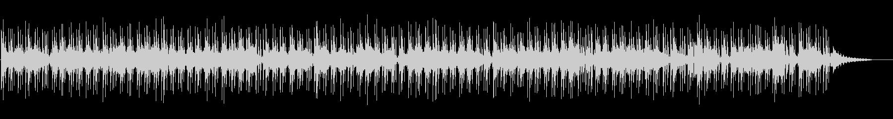 かっこいいチルアウト系R&Bエレピの未再生の波形