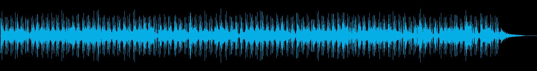 かっこいいチルアウト系R&Bエレピの再生済みの波形
