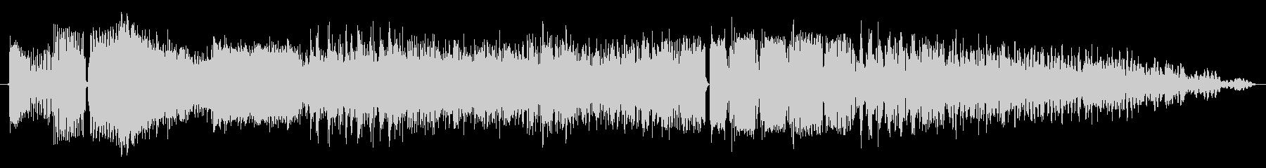 信号発生器の未再生の波形