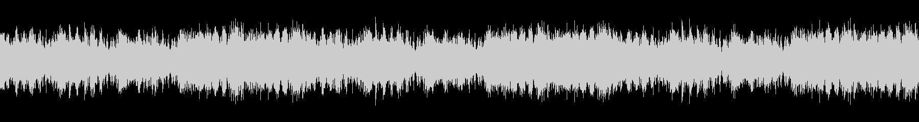 ファンター・ピアノソロ・シンプルループの未再生の波形