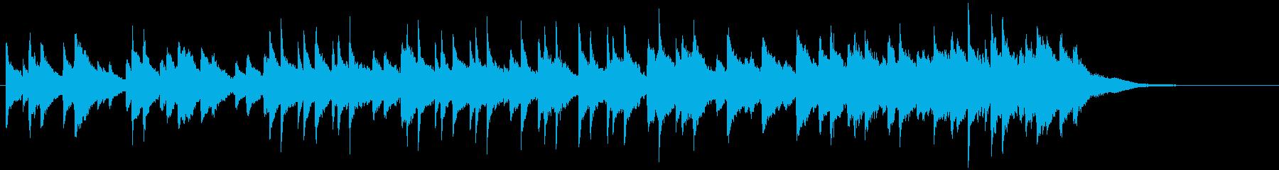 《アルルの女》より カリヨン(ビゼー)の再生済みの波形