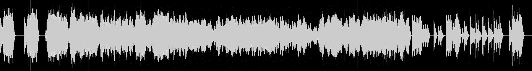 フォーレ 1.前奏曲  オルゴールの未再生の波形